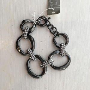 Lucy & Laurel Chain Link Bracelet